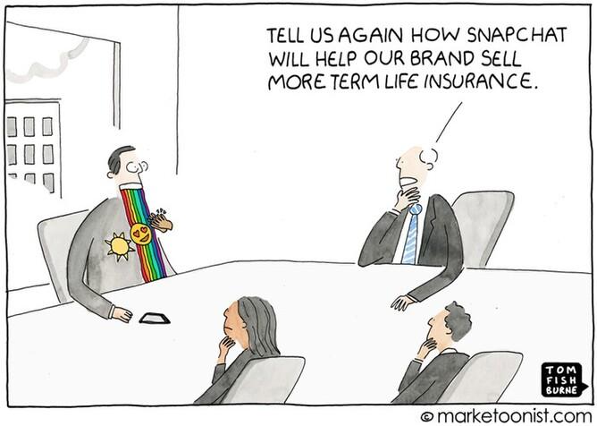 The Clarity Business | We love Tom Fishburne cartoons